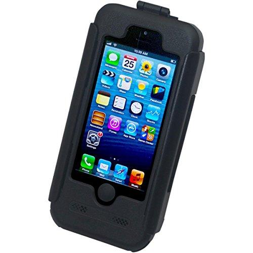 phoneshield PS-sgs4Alle Wetter Samsung Galaxy S4Motorrad Fall & Universal Bar Mount Kit Universal-charge-bar