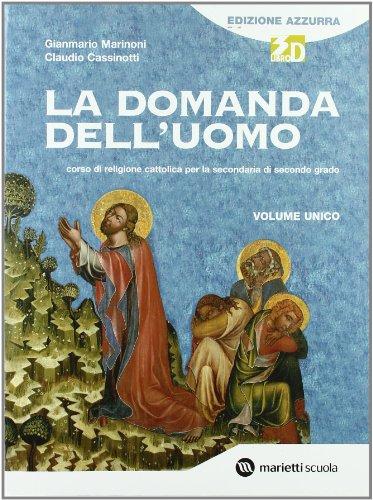 DOMANDA UOMO AZZUR. +LD