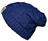 #4: Zacharias Men's Winter Knitted Woolen Cap With Warm Fur