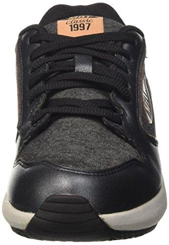 MBT 1997, Sneaker a Collo Basso Donna Multicolore (Black Rose/Gold)
