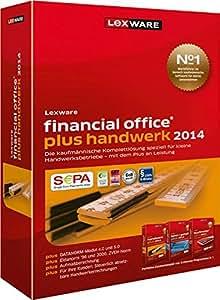 Lexware Financial Office Plus Handwerk 2014 (Version 14.00)
