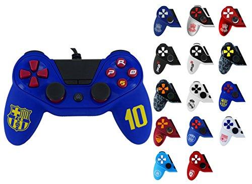 Manette PS4 aux couleurs du FC Barcelone