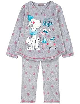 Boboli Mädchen Zweiteiliger Schlafanzug Interlock Pajamas For Girl