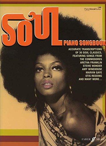 Soul Piano Songbook (Piano Songbook Series)