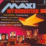 Various - Maxi Hit Sensation - Die Maxi Power - Ariola - 303 593
