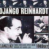 Django Reinhardt - Djangology (10 CD Set)