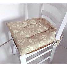 Cuscini sedie cucina for Sedie blu cucina