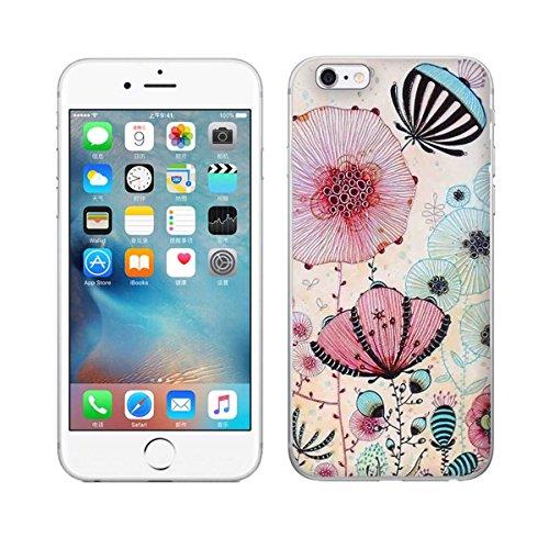 Coque Apple iPhone 6 Plus 6S Plus, Fubaoda 3D Gaufrer Esthétique Modèle Étui TPU silicone élégant et sobre pour Apple iPhone 6 Plus 6S Plus pic: 15