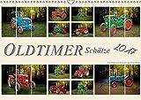 Oldtimer Schätze. Ein Traktoren-Kalender (Wandkalender 2017 DIN A3 quer): Nostalgische Traktoren - Oldtimer Schätze, von vielen geliebt und immer ... 14 Seiten ) (CALVENDO Technologie)