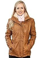 Sola Womens Leather Jacket