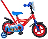 E&L Cycles Kinderfahrrad Paw Patrol 10 Zoll mit Schiebestange