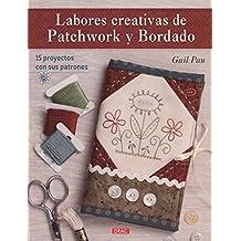 Labores creativas de Patchwork y Bordado