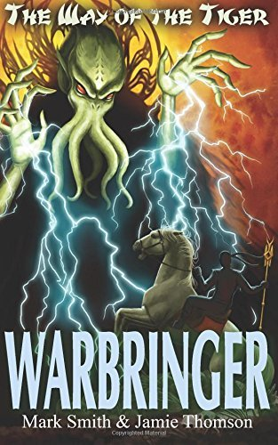 Warbringer!: 5 (Way of the Tiger) by Jamie Thomson (9-Jul-2014) Paperback