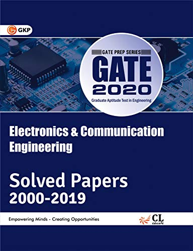 GATE 2020 : Electronics & Communication Engineering - Solved Papers 2000-2019