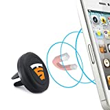 #6: Tech Sense Lab® - MagBack® Airvent, Magnetic Mount for Android Phones, iPhones GPS with stong Neodymium Magnets, rotating head and Quick Snap® Technology. Perfect for Samsung, HTC, Xiaomi Blackberry mobile devices. ✔ Satisfaction Guaranteed ✔