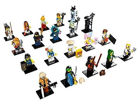 LEGO MOVIE NINJAGO® ™ 71019 série complète avec tous les