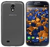 mumbi UltraSlim Hülle für Samsung Galaxy S4 Schutzhülle transparent schwarz