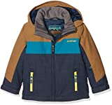 Ziener Kinder Afuro Jun (Jacket Ski) Skijacke, Dark Navy, 152