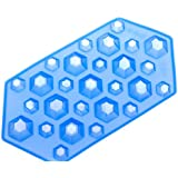 Diamonds Silicone Chocolate Mould Ice Cube Tray Tin Candy Pretty Cake Topper