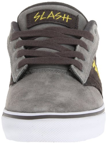 Fallen Slash-M, Baskets mode homme Gris (Cement Grey/Gunmetal)