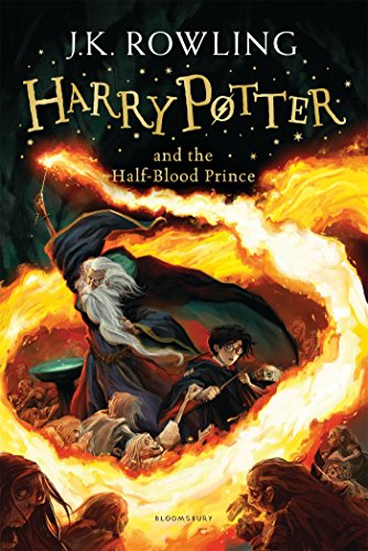 Harry Potter and the Half-Blood Prince: 6/7 Harry