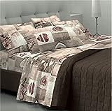 Goldenhome - Emma - Juego de sábanas completo para cama de...