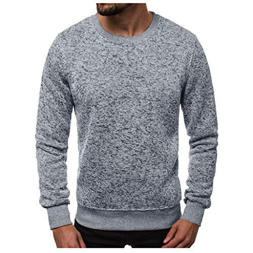 Herren Männer Sport Kapuzenpullover Hoodie Sweatshirt Zipper Fleece Pullover Fitness Training Baumwolle Volle Größe Langarmshirt Sweats Pulli J.Style AK15