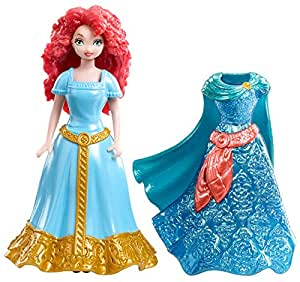 Mattel Disney Brave Magiclip Merida Doll And Fashion