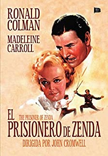 The Prisoner of Zenda - El Prisionero de Zenda - John Cromwell - Ronald Colman.