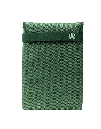 STM Knit Glove Sleeve for 15-Inch Laptop - Green (stm-114-180P-02) Knit Glove