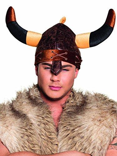 Wikinger-Helm mit Riesenhörnern (Wikinger Hut Mit Hörnern)