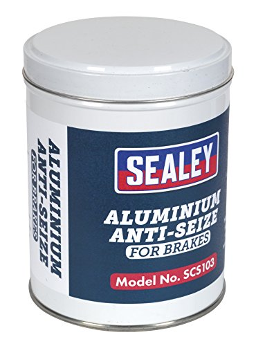 sealey-scs103-aluminium-anti-seize-compound-500g-tin-red