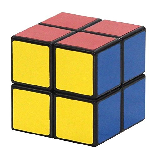 shengshou 2x2x2 puzzle cube, black - 51UGbA5IAmL - ShengShou 2x2x2 Puzzle Cube, Black
