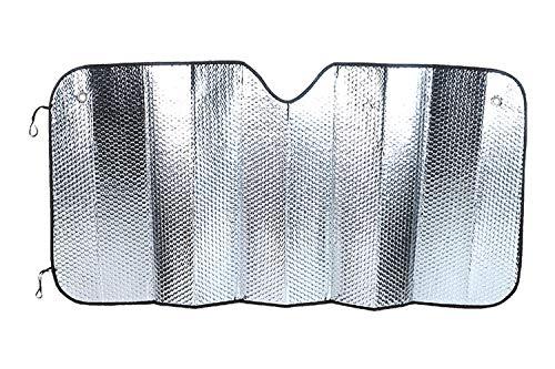 Parasol Parabrisas Aluminizado - Medida 60 x 130 cm
