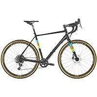 SERIOUS Grafix Elite Black-Rainbow 2018 Cyclocrosser