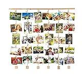 Uping Hangit Fotowand Bilderrahmen Collagenbilderrahmen Fotoleine Collage Bilder Fotorahmen