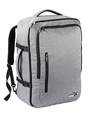 Cabin Max Malaga Travel backpack Flight Approved hand luggage cabin backpack