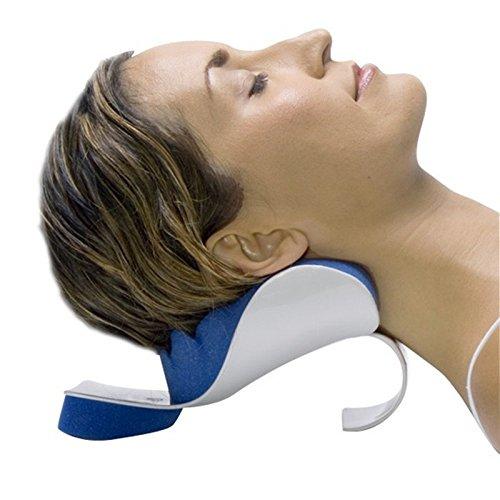 pyrios (TM)-Cuscino da collo, collo e spalle Relaxer, Real Ease Neck Support