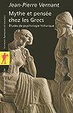 Mythe et pensée chez les Grecs