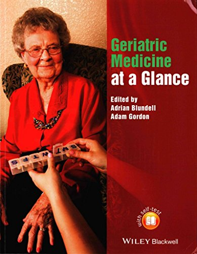[(Geriatric Medicine at a Glance)] [By (author) Adrian Blundell ] published on (June, 2015)