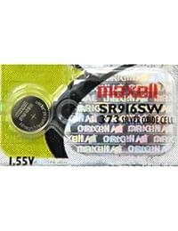 Maxell SR916SW SR68 SB-AJ SR916 373 Silver Oxide Watch Battery