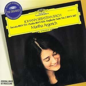 The Originals - Toccata BWV 911 -Partita BWV 826 - Englisch suite No. 2
