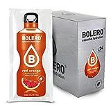 Bolero - Instant Getränkepulver Eistee Pfirsich Zuckerfrei Ohne Zucker Pflaume 24pzx9gr …