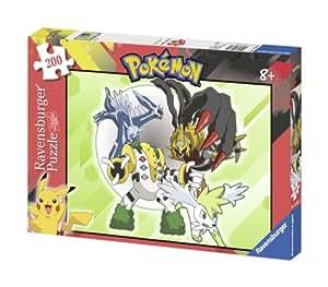 Ravensburger - 12630 - Puzzle Enfant - Pokémon - 200 Pièces