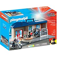 Playmobil - Take Along: Police Station