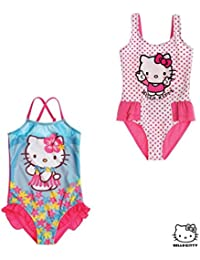 Hello Kitty Fille Maillot de bain 2016 Collection - turquoise