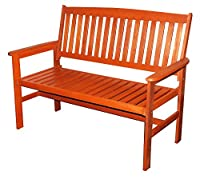 Kingfisher FSWBENCH 2-Seater Bench