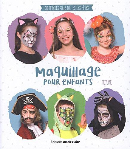 Maquillage pour enfants par Meyline