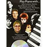 Play Piano With...John Lennon, Queen, David Bowie, Lou Reed, Paul McCartney, The Doors, Elton John And Simon And Garfunkel