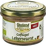 Ökoland Geflügel-Leberwurst (160 g) - Bio